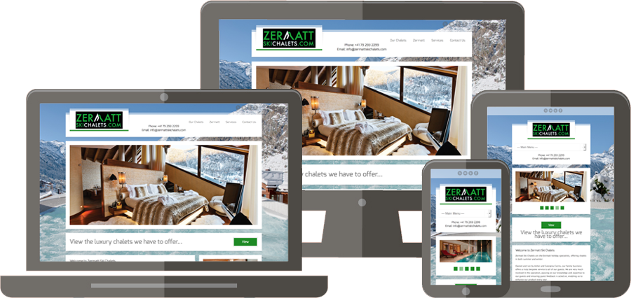 Simple IT Solutions Project - Zermatt Ski Chalets