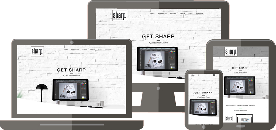 Simple IT Solutions Project - Sharp Graphics